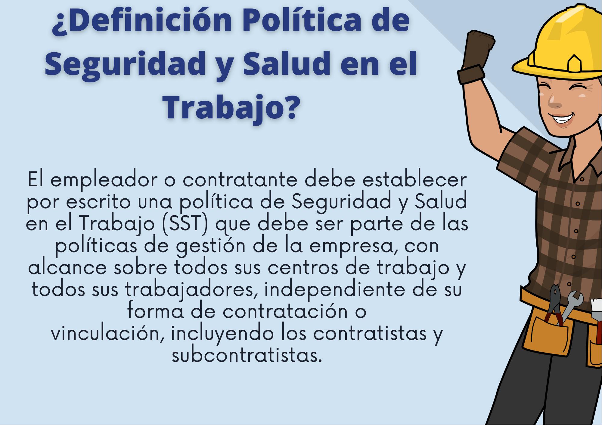 Definición Política