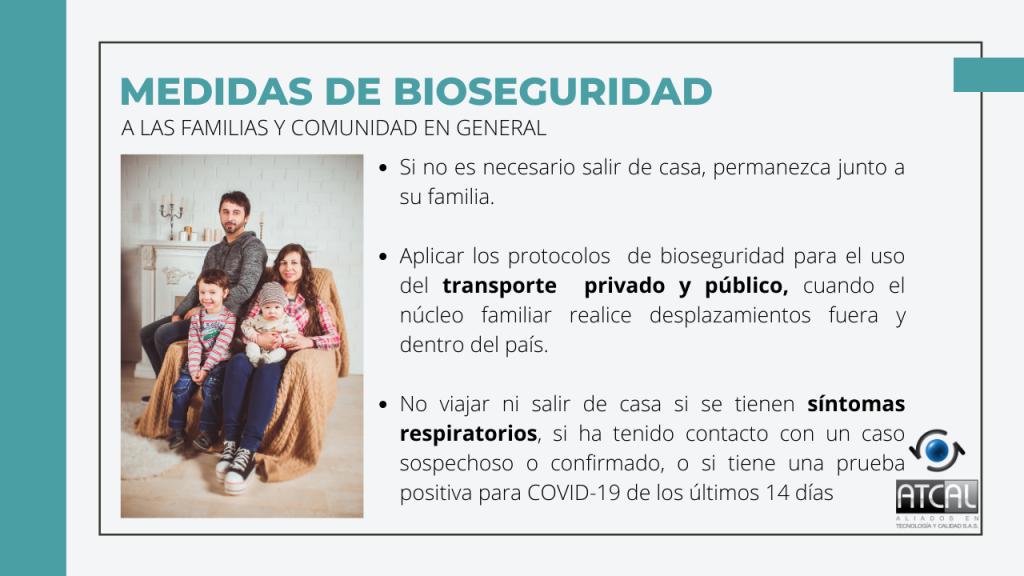 Medidas de Bioseguridad en Semana Santa 2021 para comunidad en general protocolos de bioseguridad en transporte público y privado, evitar viajes si presenta síntomas respiratorios