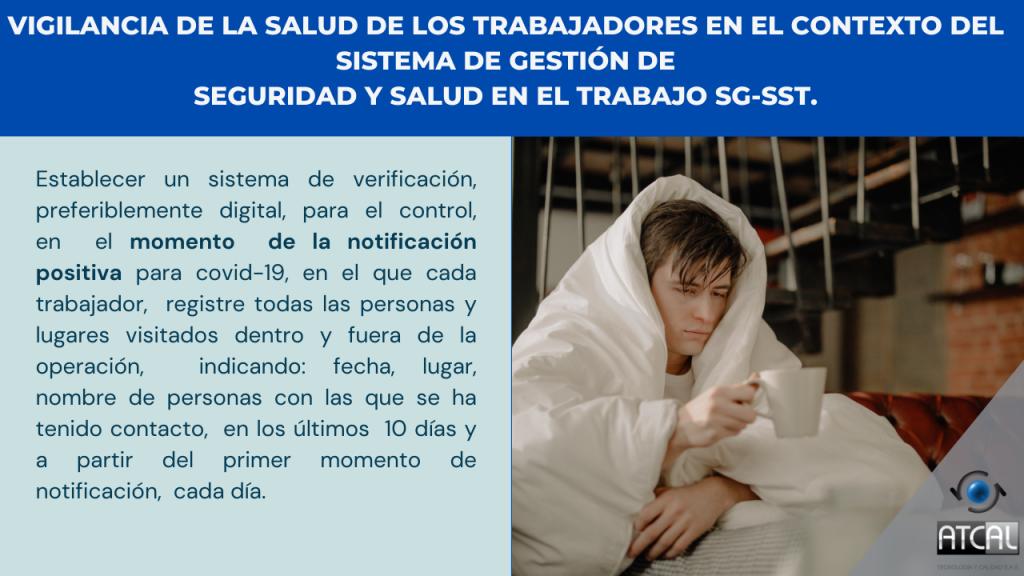 Resolución 392 de 2021. Modificación del artículo 4.1 de la resolución 666 de 2020: Vigilancia de la salud de los trabajadores SG-SST
