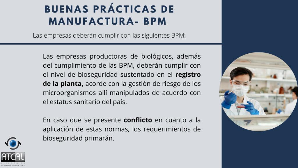 Lo que deben cumplir las empresas en el marco de la RESOLUCIÓN 092288 DE 2021: BPM en la elaboración de productos de uso veterinario