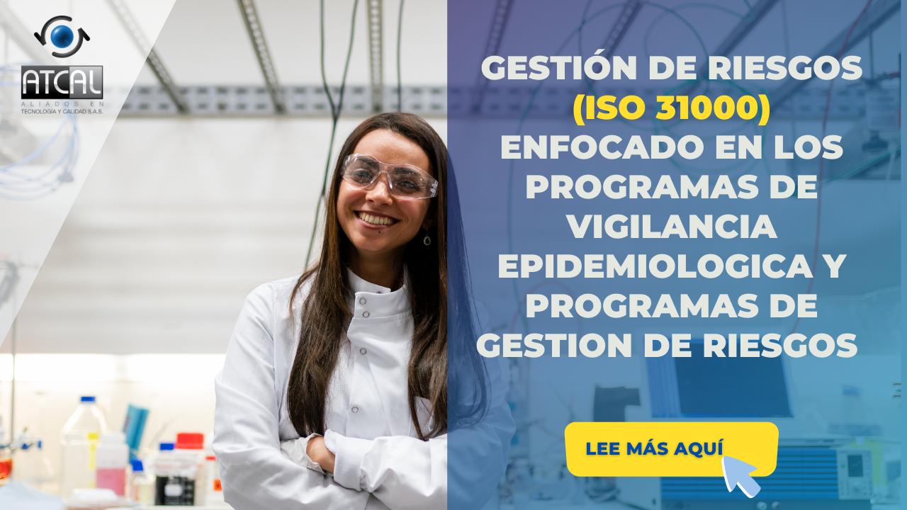 GESTIÓN DEL RIESGO (ISO 31000)