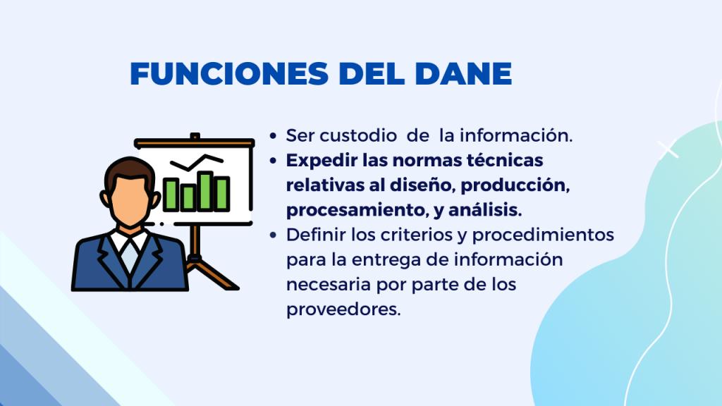 DECRETO 654 DE 2021 CLASIFICACIÓN ÚNICA DE OCUPACIONES PARA COLOMBIA -CUOC Funciones del DANE