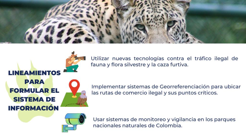 LEY 2153 DE 2021   Sistema de información registro y monitoreo que permita controlar, prevenir y evitar el tráfico ilegal de fauna y flora silvestre Lineamientos